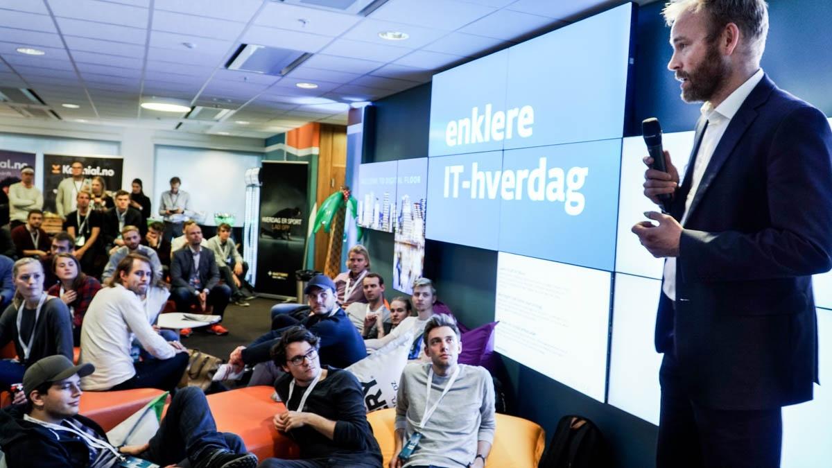 Hackathon, DNB