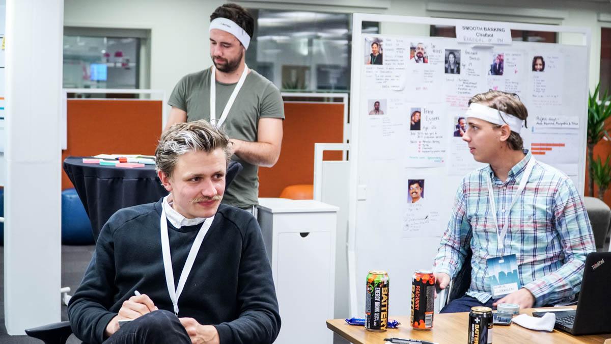 Hackathon DNB
