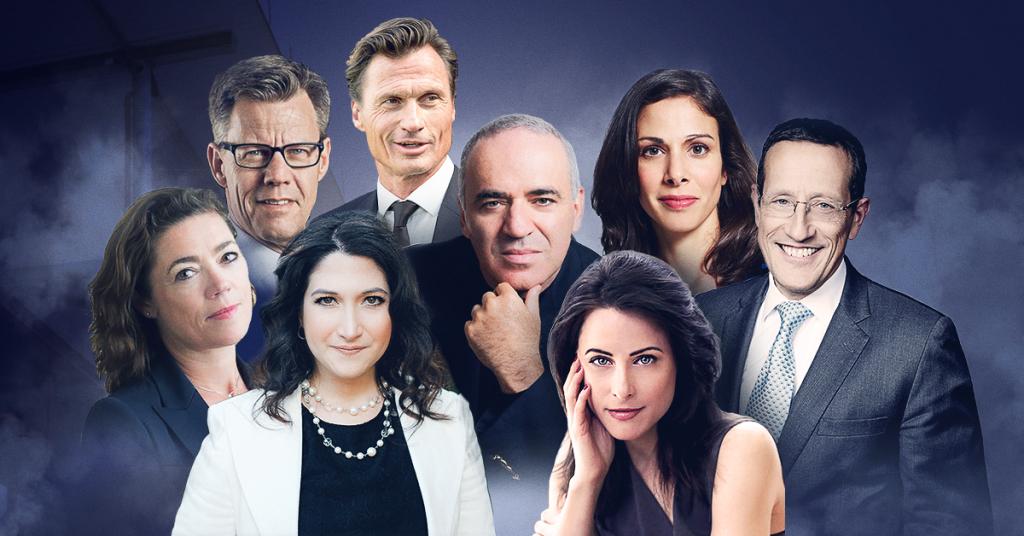 Oslo Business Forum 2018 — slik blir konferansen