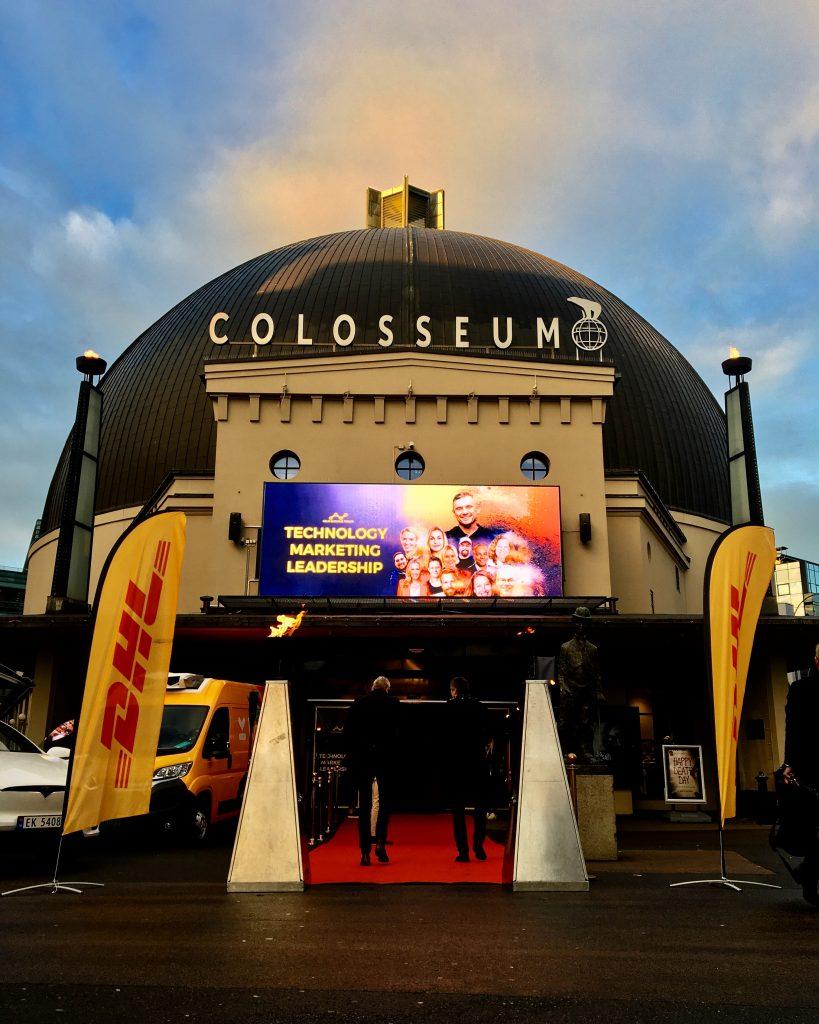 Oslo Business Forum Colosseum
