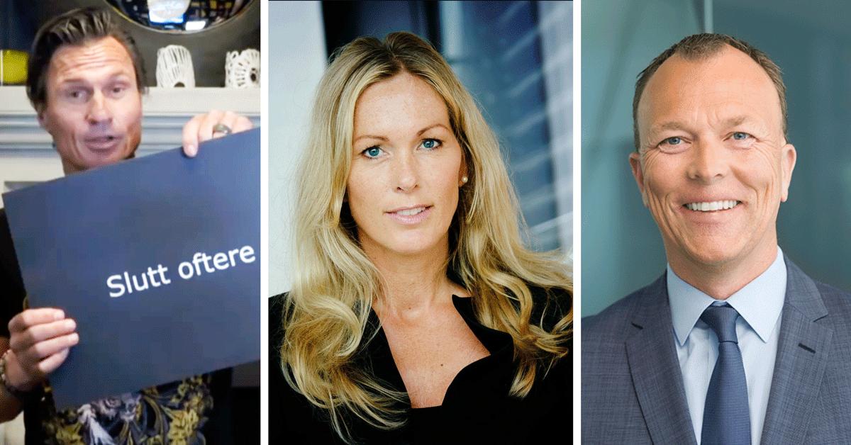 Petter Stordalen Anita Krohn Traaseth Nils Apeland mest leste artikler 2017