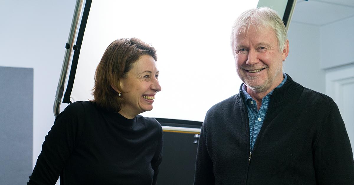 #100: Arne Krokan: Hvordan endrer teknologi samfunnet?