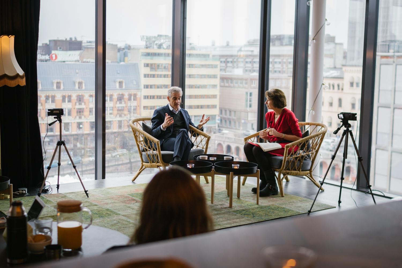 Silvija Seres: Hvordan skal vi bygge det nye Norge?