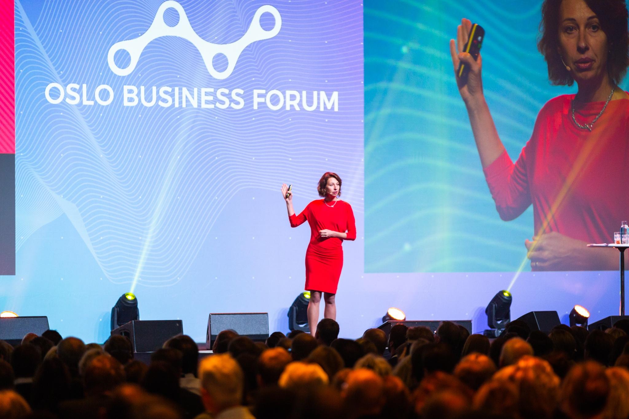Silvija Seres: Dette krever fremtiden av deg